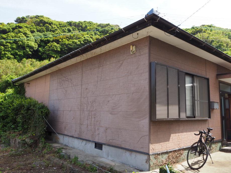 16:せせらぎがお隣さん。ホタルも見える家