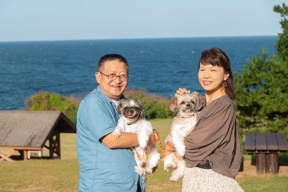 写真:大川美貴子[さん]・富士夫[さんご夫妻]の生活イメージ写真